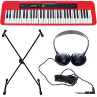 Casio : CT-S200 RD Set
