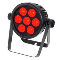 Eurolite : LED 4C-7 Silent Slim Spot