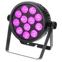 Eurolite : LED 4C-12 Silent Slim Spot