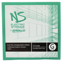 Addario : NS611 Electric Bass String G