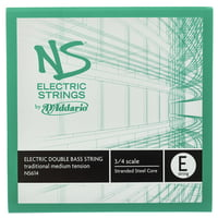 Addario : NS614 Electric Bass String E