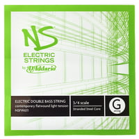 Addario : NSFW611 Electric Bass Str. G
