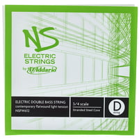 Addario : NSFW612 Electric Bass Str. D