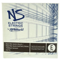 Addario : NS714 Electric Bass/Cello E