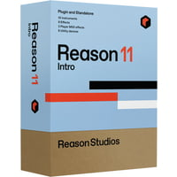 Reason Studios : Reason 11 Intro
