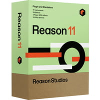 Reason Studios : Reason 11