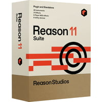 Reason Studios : Reason 11 Suite