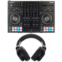 Roland : DJ-707M Headphone Bundle