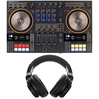 Native Instruments : Traktor S4 MK3 Headphone Set