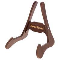 RockStand : Ply Wood A-Frame Stand Dark BR