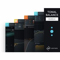 iZotope : Tonal Balance Bundle CG 1