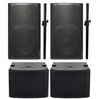 dB Technologies : Unica 15 Set