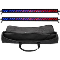 Varytec : Giga Bar 240 LED RGB Bundle