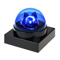 Eurolite : LED Buzzer Police Light blue