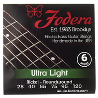 Fodera : 6-String Set Ultra Light N