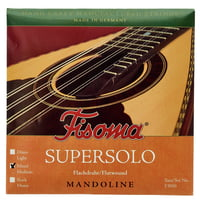 Fisoma : F3050M Flatwound Mandolin Str.