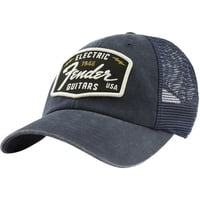 Fender : Baseball Cap Raglan Bones