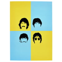 My World : Beatles Greeting Card