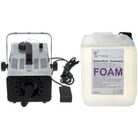 Stairville : SF-650 Foam Machine Bundle