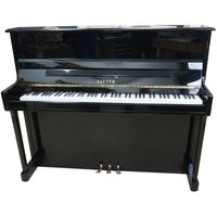 Sauter : Piano, used, black polished