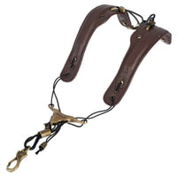 Balam : Back Strap Premium Brown B