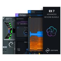 iZotope : RX 7 Advanced Reverb Bundle