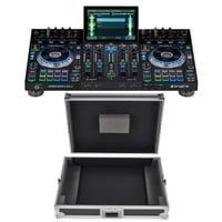 Denon : DJ Prime 4 Flight Case Bundle