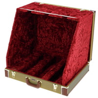 Fender : Classic Case Stand 3 Tweed