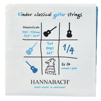 Hannabach : 890 MT