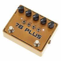 Solid Gold FX : 76 Plus Octave Fuzz & Filter