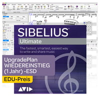 Avid : Sibelius Ultimate EDU 1Y New