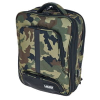 UDG : Backpack Slim Black Camo