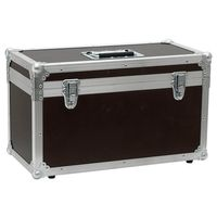 Roadinger : Flightcase 2x LED TMH-17