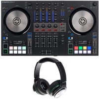 Native Instruments : Traktor S3 Headphone Bundle