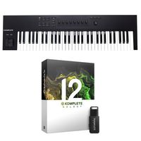 Native Instruments : Komplete Kontrol A61 Select