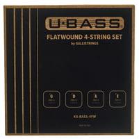 Kala : U-Bass Flatwound 4-String Set