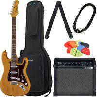 Brümmer : E-Gitarren ST-90SA Set