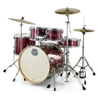 Mapex : Storm Rock Zildjian Bundle Red