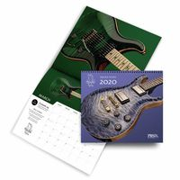 PRS (Paul Reed Smith) : Calendar 2020