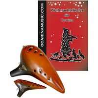ocarinamusic : Christmas offer Ocarina C5
