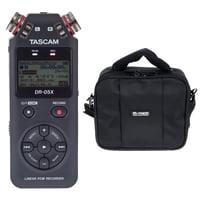 Tascam : DR-05X Bag Bundle