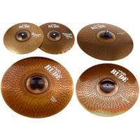 Paiste : Rude Wild Cymbal Set