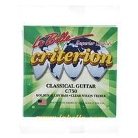 La Bella : C750 Criterion Class Guitar MT