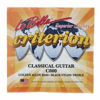 La Bella : C800 Criterion Class Guitar MT
