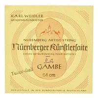 Weidler : Tenor Viol A String