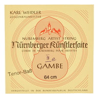 Weidler : Tenor Viol E String