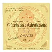 Weidler : Tenor Viol G String