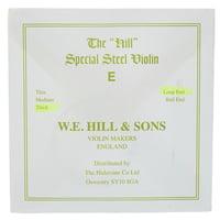 W.E. Hill & Sons : E-String 4/4 Strong LP