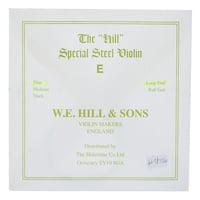 W.E. Hill & Sons : E-String 4/4 Soft LP