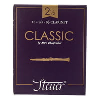 Steuer : Classic Bb- Clarinet 2,5